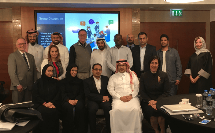 Strategic Management Training Dubai